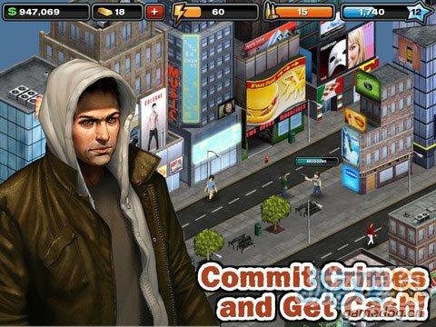罪恶都市Crime City HD:iPad高清续作2