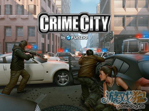 罪恶都市Crime City HD:iPad高清续作5