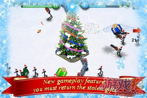 限免推荐:Tesla Wars Christmas 圣诞必备2