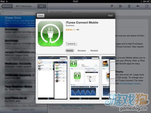 iOS6细节:在Mail中打开应用直接预览不跳转