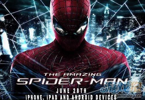 动作大作The Amazing Spider-Man下周四发布
