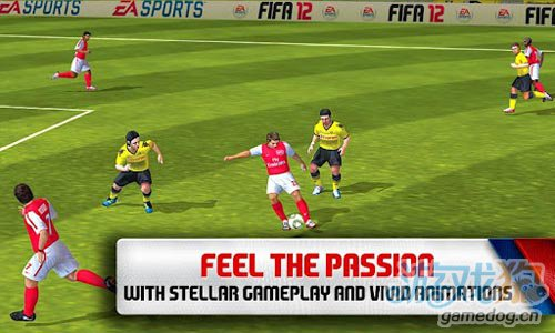 EA著名足球游戏:FIFA 2012 入门指导4