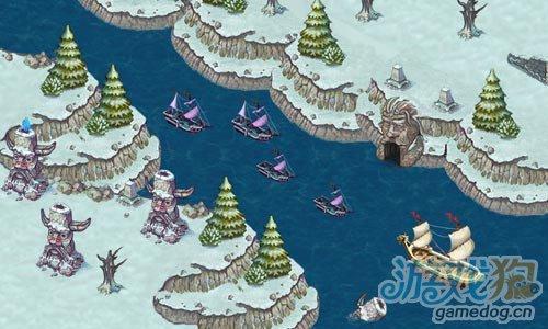 策略网游《龙之国度》新版之伟大航路 细节全曝光2