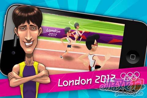 2012年伦敦奥运会官方游戏上架App Store图1
