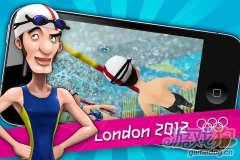 2012年伦敦奥运会官方游戏上架App Store图2