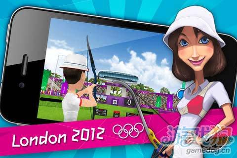 2012年伦敦奥运会官方游戏上架App Store图3
