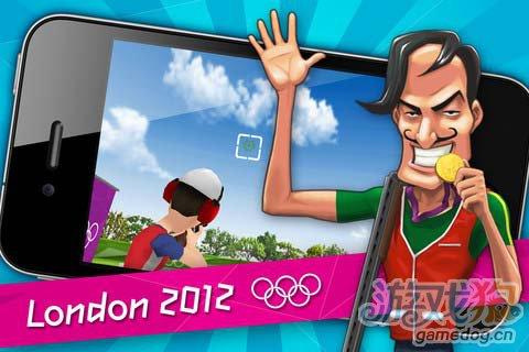 2012年伦敦奥运会官方游戏上架App Store图4