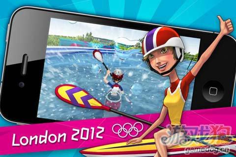 2012年伦敦奥运会官方游戏上架App Store图5