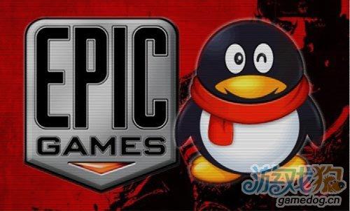 放开那只虚幻引擎!腾讯战略投资Epic Games图1