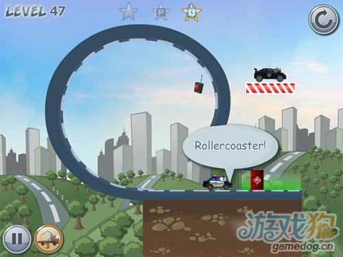 iOS物理益智新游:Car Toons 即将迎来发布4