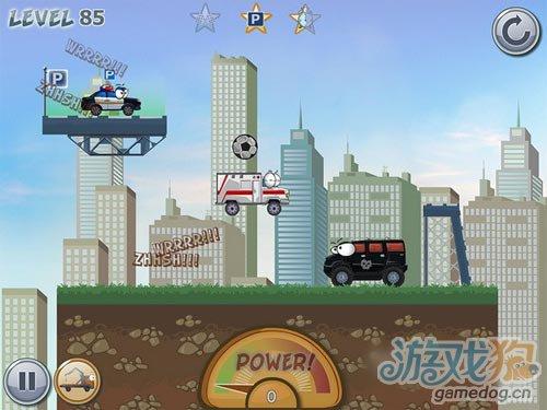 iOS物理益智新游:Car Toons 即将迎来发布6