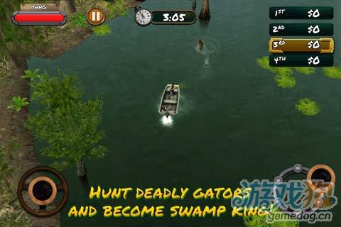 3D冒险射击游戏:沼泽居民Swamp People 移植安卓2