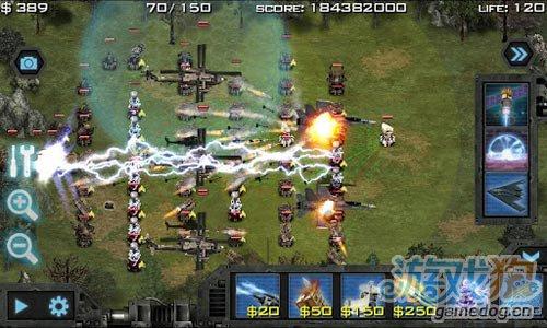 安卓塔防游戏《士兵荣耀:现代战争》试玩评测3