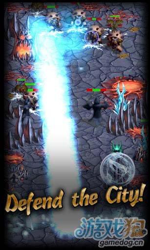 策略塔防游戏:魔法贵族 Lord of Magic 安卓评测3