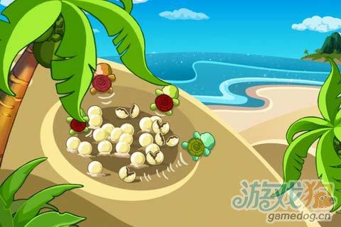 iOS益智休闲游戏:海龟快跑高清版 v1.2更新评测3