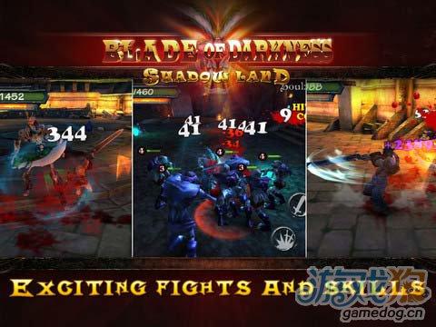 iOS角色扮演游戏:黑暗之刃完全版评测2
