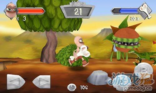 安卓动作游戏:原始人战斗 v1.0.1评测2