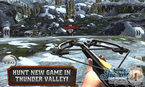Glu新作登录安卓《猎鹿人重装上阵》实现猎人梦想3