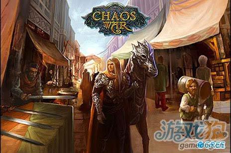 安卓策略经营游戏:混沌之战Chaos War 试玩评测2