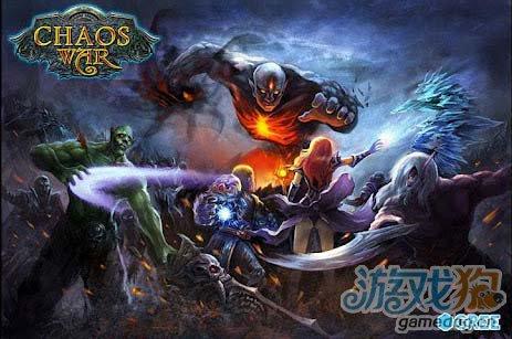 安卓策略经营游戏:混沌之战Chaos War 试玩评测3