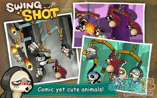 猴子也疯狂Swing Shot安卓v1.0.2版更新3