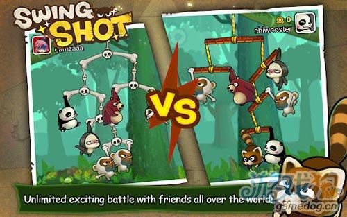 猴子也疯狂Swing Shot安卓v1.0.2版更新4