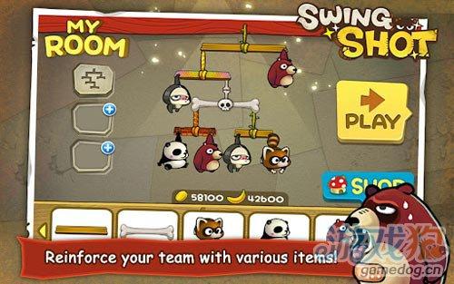 猴子也疯狂Swing Shot安卓v1.0.2版更新6