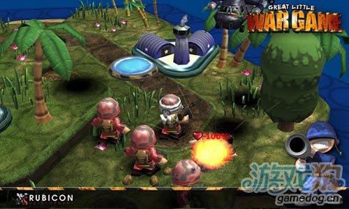 策略塔防游戏:小小大战争v1.1.2版更新4