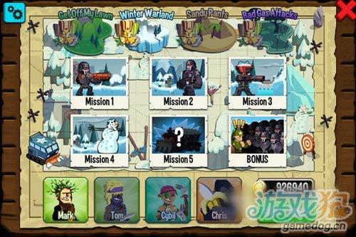 Chillingo新游戏《Platoonz》2D小战争公开3
