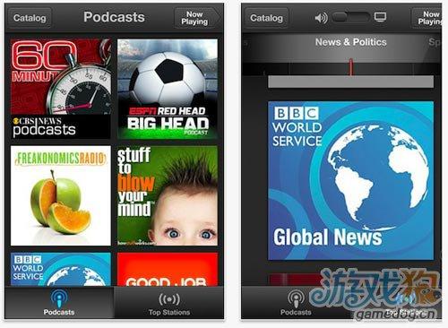 Apple 正式推出针对iOS专属的Podcasts App图1