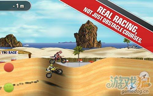疯狂越野摩托车Mad Skills Motocross安卓版评测2