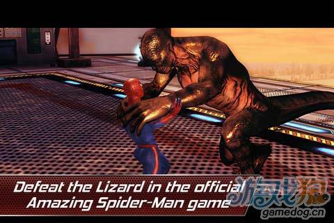 GameLoft大作《超凡蜘蛛侠》安卓版登录2