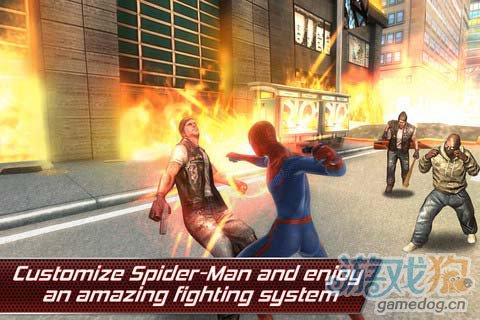 GameLoft大作《超凡蜘蛛侠》安卓版登录3