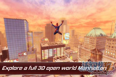 GameLoft大作《超凡蜘蛛侠》安卓版登录5