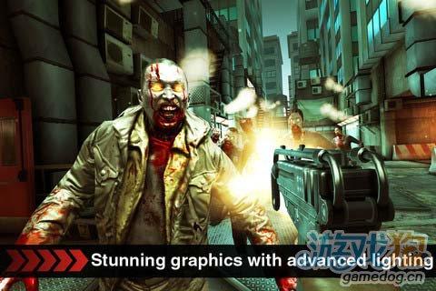 iOS血腥暴力游戏:死亡扳机DEAD TRIGGER新手评测2