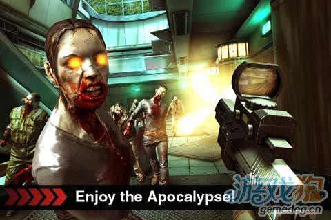 iOS血腥暴力游戏:死亡扳机DEAD TRIGGER新手评测4