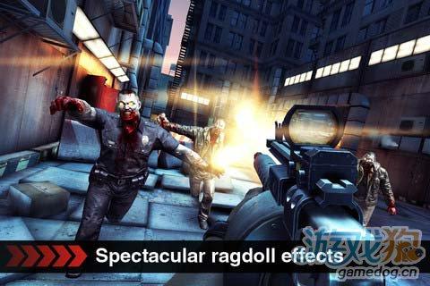 iOS血腥暴力游戏:死亡扳机DEAD TRIGGER新手评测5