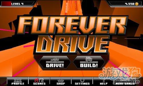 安卓竞速游戏:永恒赛车 Forever Drive 入门指导2