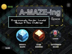 iOS迷宫游戏《奇幻空间 aMAZEing Space!》限免中3