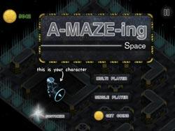 iOS迷宫游戏《奇幻空间 aMAZEing Space!》限免中4