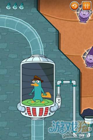 鸭嘴兽泰瑞在哪里 Where's My Perry?安卓版评测2
