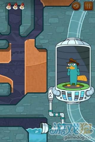 鸭嘴兽泰瑞在哪里 Where's My Perry?安卓版评测7