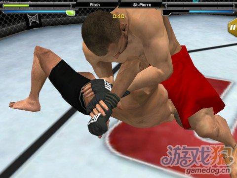 UFC格斗超级大作:终极格斗冠军赛 评测1