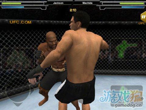 UFC格斗超级大作:终极格斗冠军赛 评测4
