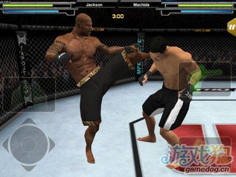 UFC格斗超级大作:终极格斗冠军赛 评测3