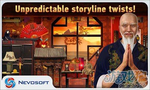 解谜游戏《神秘小镇:侦探故事》安卓版3