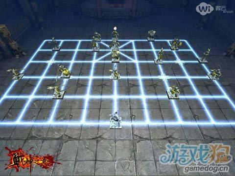 动作游戏:战神之怒 快速过中国象棋关卡攻略1
