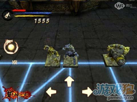 动作游戏:战神之怒 快速过中国象棋关卡攻略2