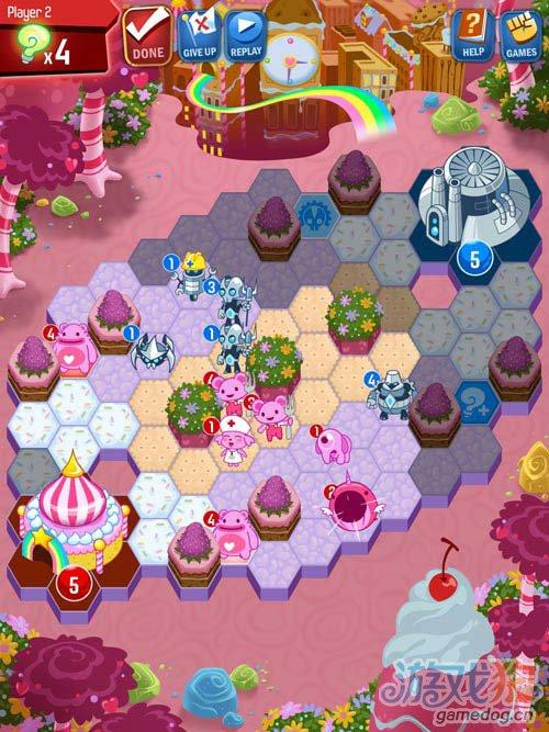 另类战略游戏《Outwitters》将于本月5日发布2