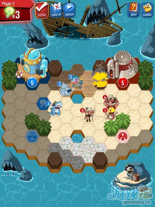 另类战略游戏《Outwitters》将于本月5日发布1